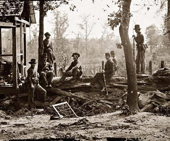 Atlanta falls to Sherman's Army