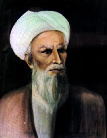Abu Bakr, the first Caliph is born!