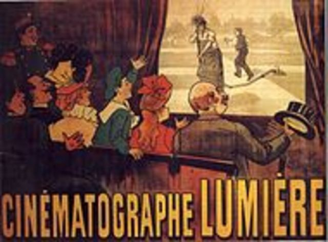 First film of Lumière