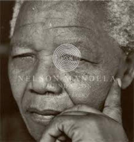 Nelson Mandela is arrested for treason again