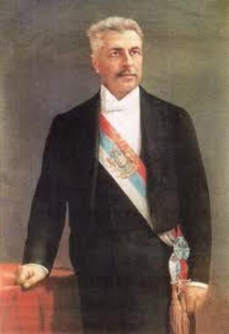 gobierno de Pedro Montt Montt 1906-1910