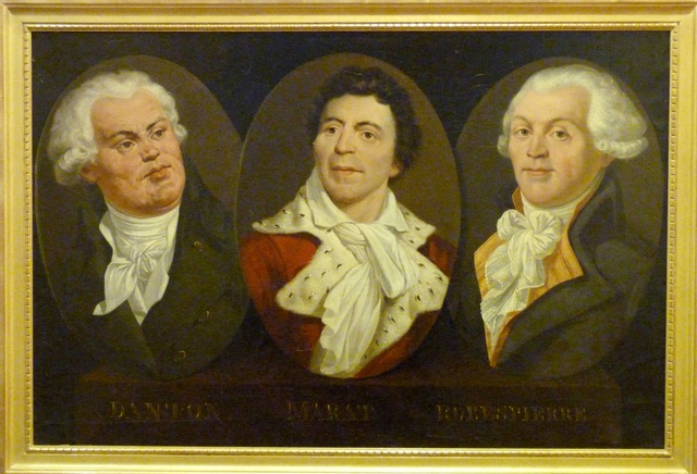 The Division of Revolutionary Men