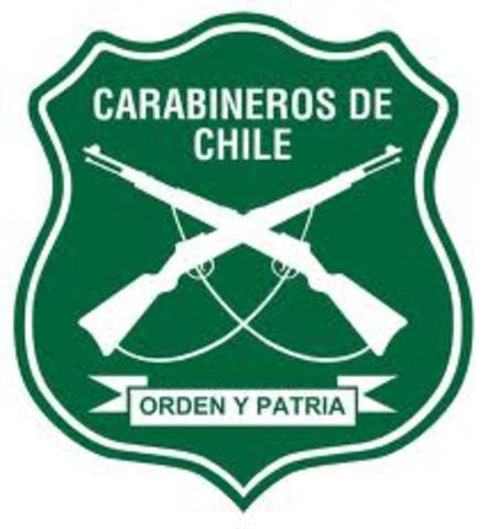 se creó el Cuerpo de Carabineros de Chile