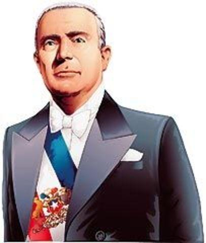 Gobierno de Gabriel González Videla 1946-1952