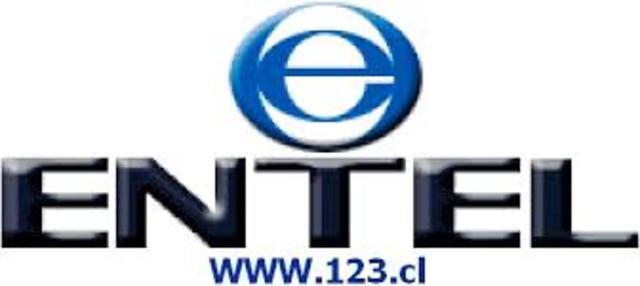 Fundación de ENTEL.