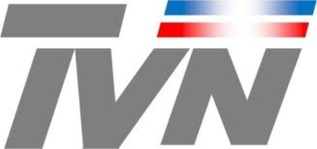 Creación de Televisión Nacional de Chile.