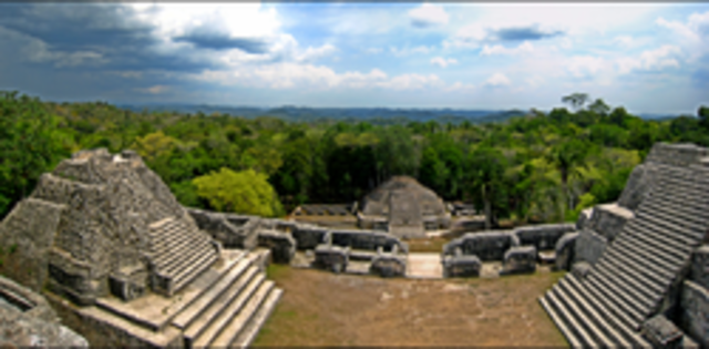 Rise of the Caracol city-state