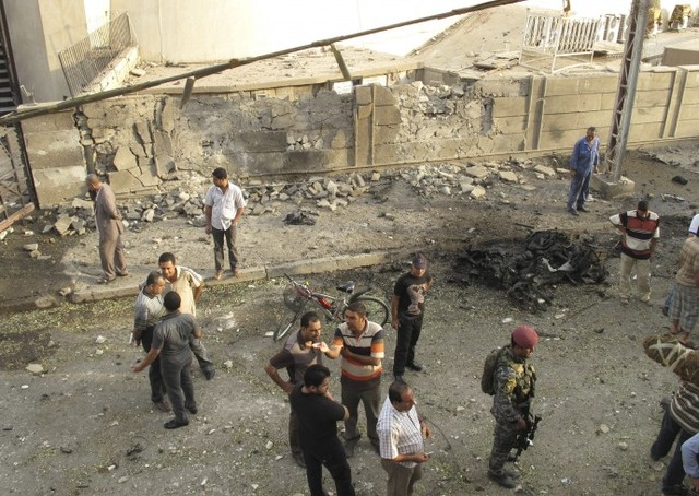 Church In Baghdad seized