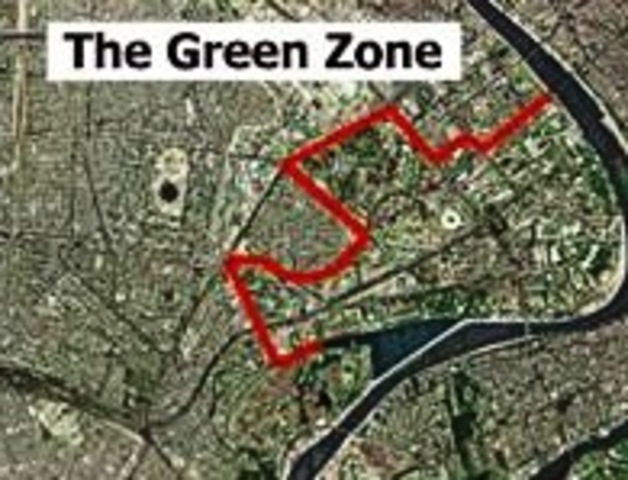 Green Zone Bombing