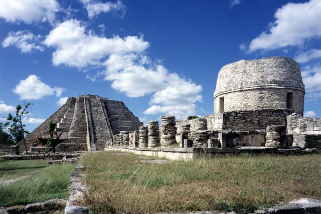City-state of Mayapan becomes the Mayan capital city
