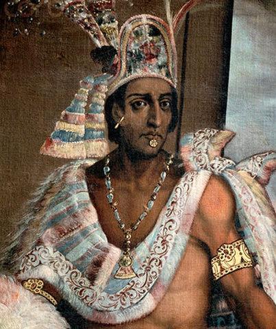 Reign of Moctezuma I, golden age of Aztec