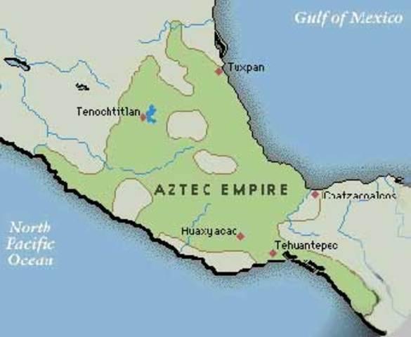 Aztec Triple Alliance forms