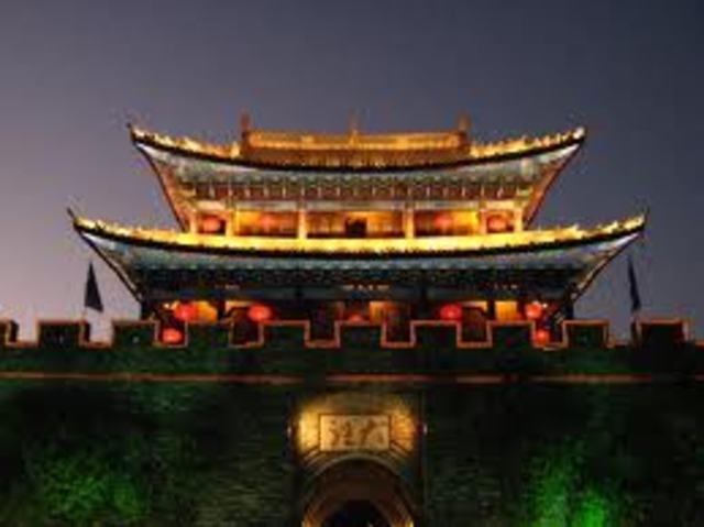 CHINA (500 A.C.)