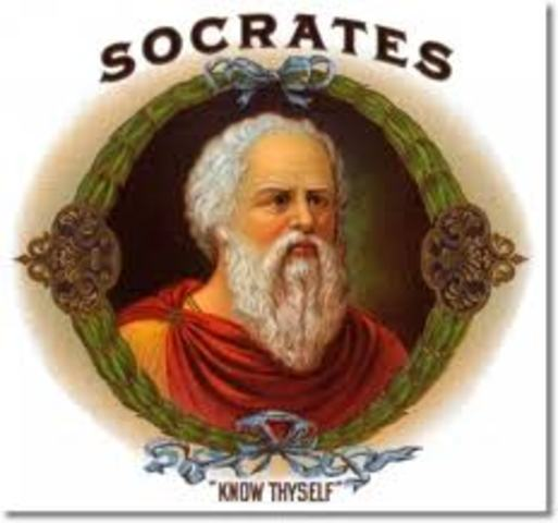 SÓCRATES (469-399 A.C)