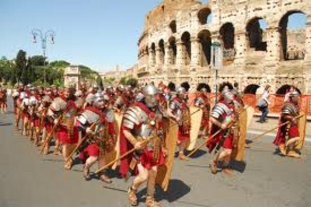 ROMA ( 200 A. C. - 400 D. C.)