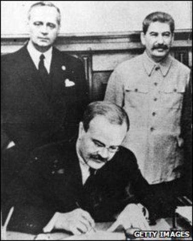 The Nazi-Soviet Pact