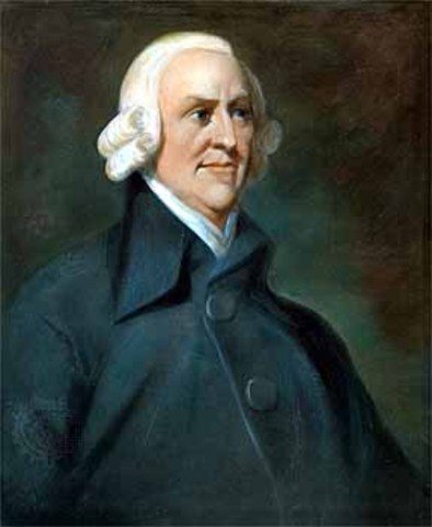 ADAM SMITH (1723 a 1790)