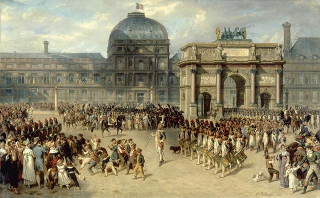 The Defense of Tuileries Palace