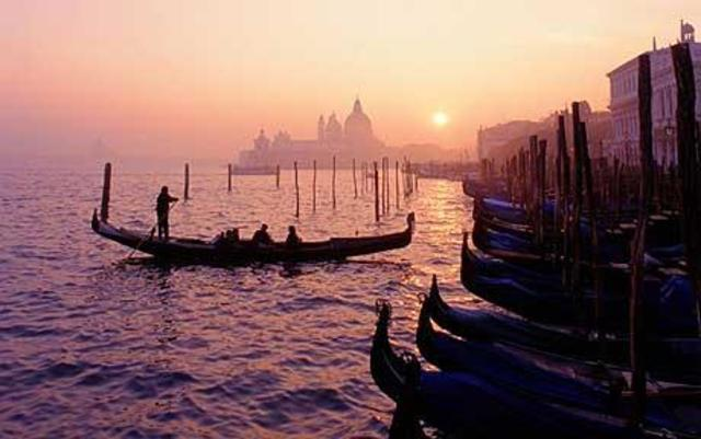 The Fall of Venice