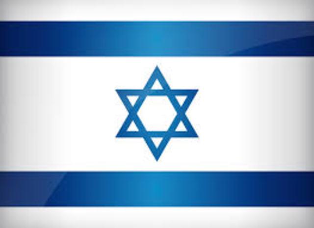 Creacion De Israel