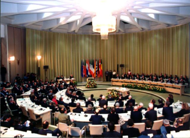 Tratado de Maastricht, Unión Europea
