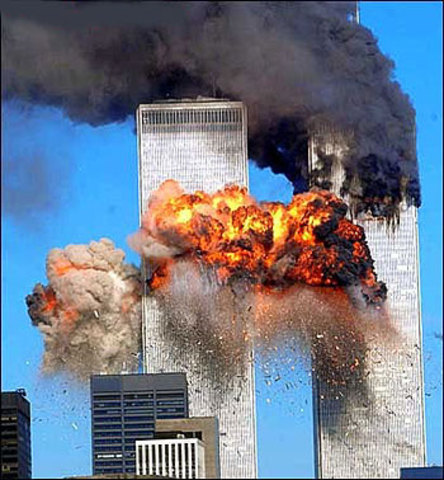 World Trade Center atacks