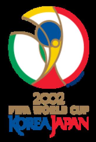 Copa do mundo Corea do sul e Japão
