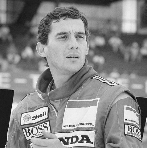 10 anos da morte de Ayrton Senna