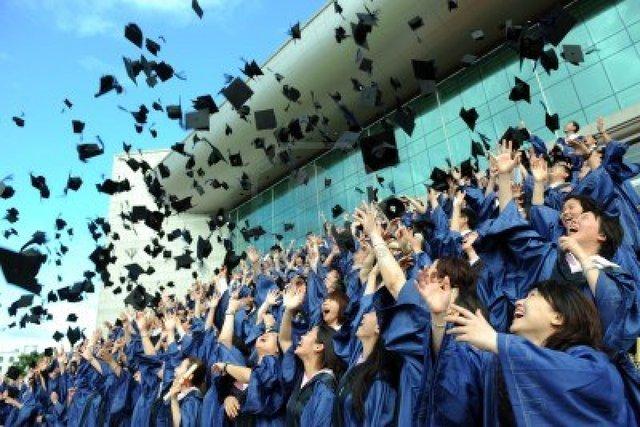 Fiesta graduación secundaria