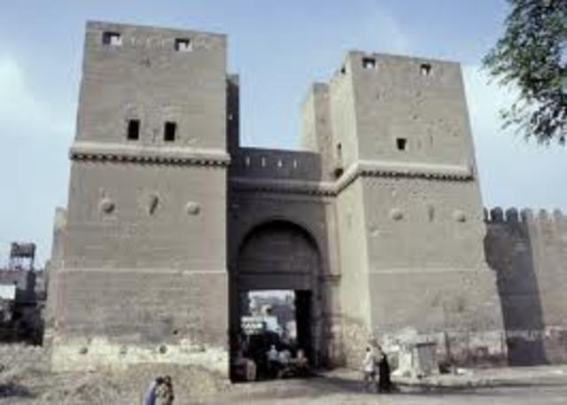 La ciudad del Cairo