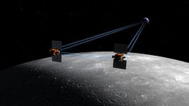 U.S. launches GRAIL mission