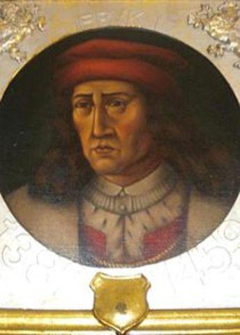 Erik av Pommern 1412-1439
