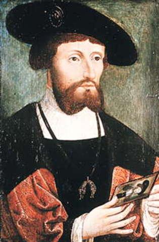 Kung Kristian II