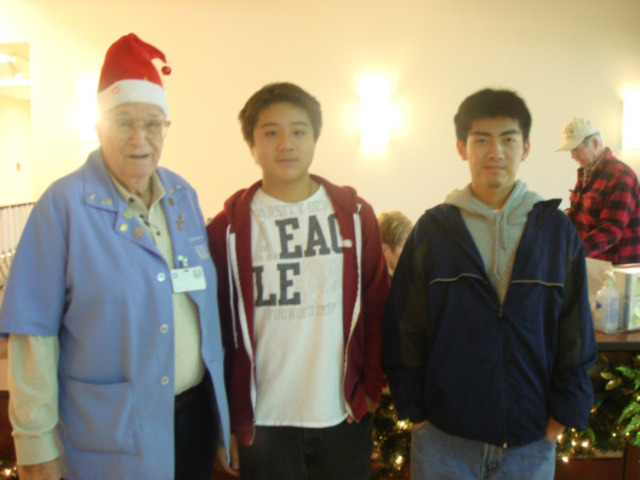 City of Hope Christmas Donation