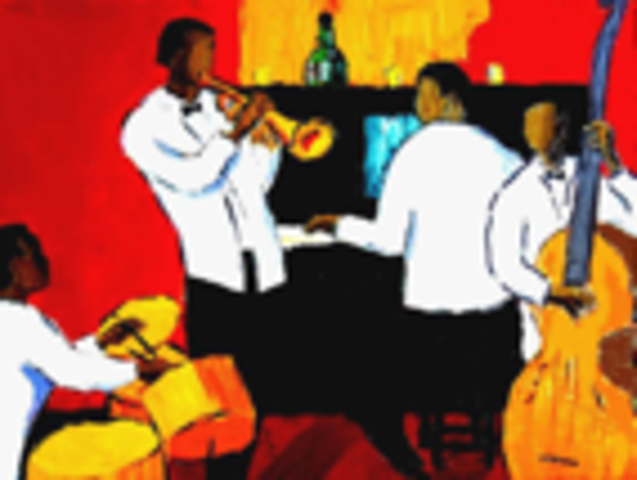 Jazz begins to be popular in the US
