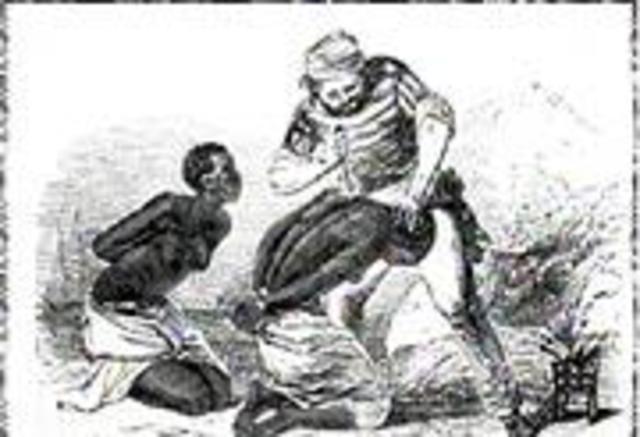 Barbados institutes slave code