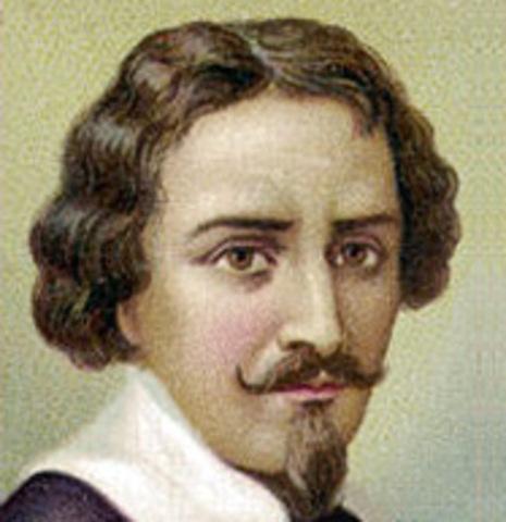 Zacharias Janssen (1580 - 1638)
