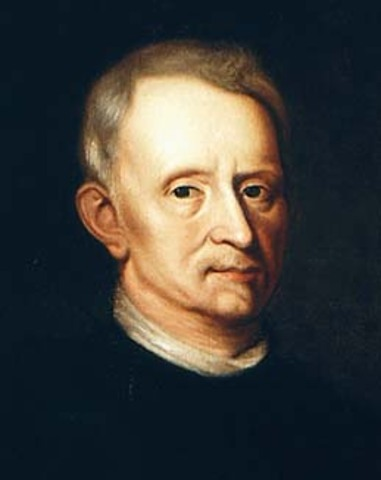 Robert Hooke (1635 - 1703)