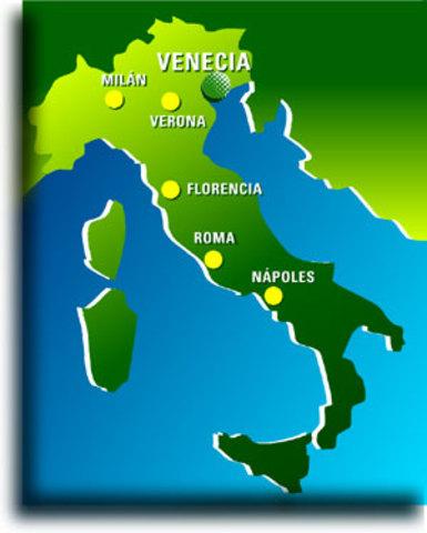 Pactos con Venecianos...
