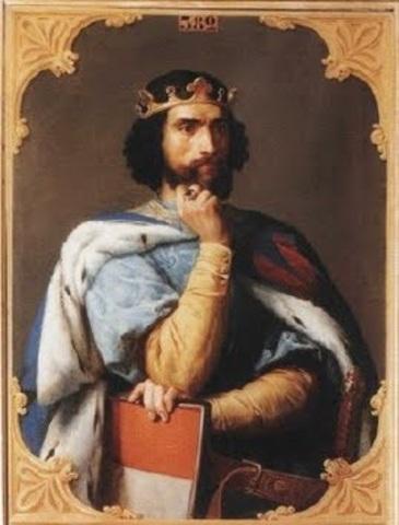 Muerte del rey Hugo de Chipre
