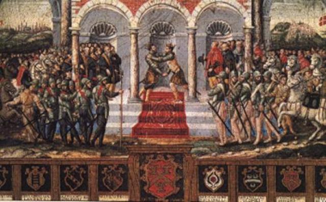 Treaty of Cateau-Cambrésis