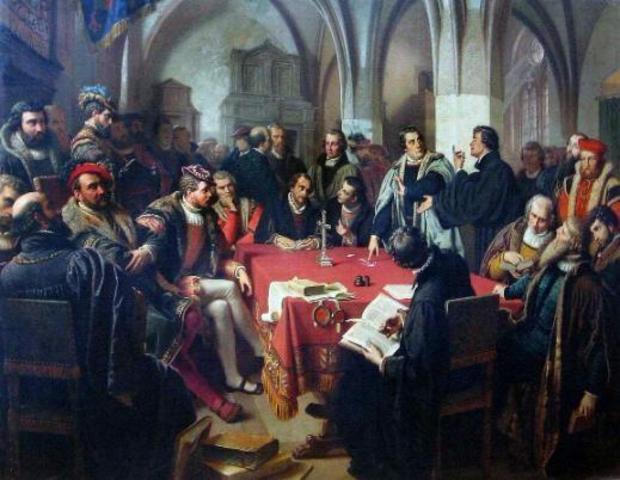 Colloquy of Marburg
