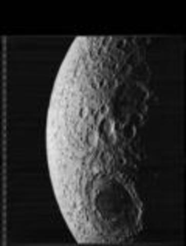 Lunar Orbitor 5 arrives at the Moon
