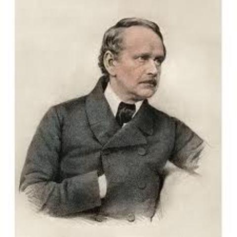 Matthias Schleiden  (1804 - 1881)