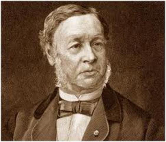 Theodor Schwann (1810 - 1882)