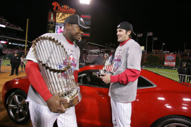 The Phillies Win the World Series