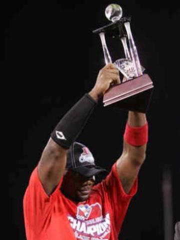 Ryan Won the National League Championship MVP
