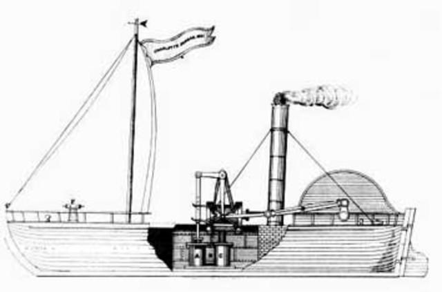 Invention of Steam Power