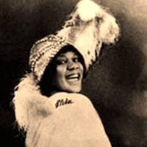"""Bessie Smith's """"St. Louis Blues"""""""
