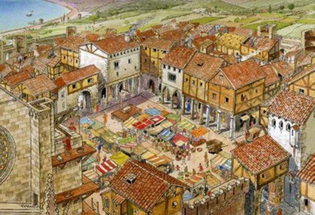 Primeras ciudades